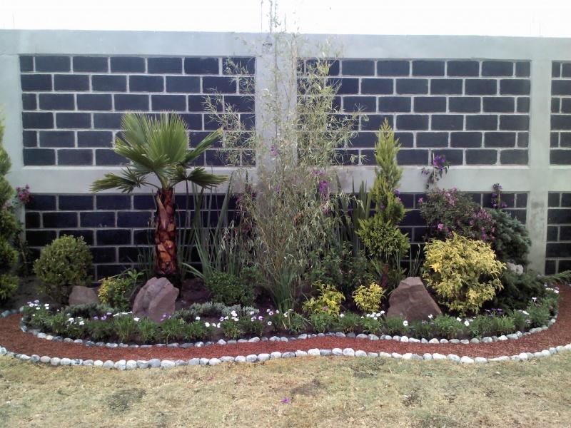 Dise os de jardines jardineria xochimilco for Jardin xochimilco